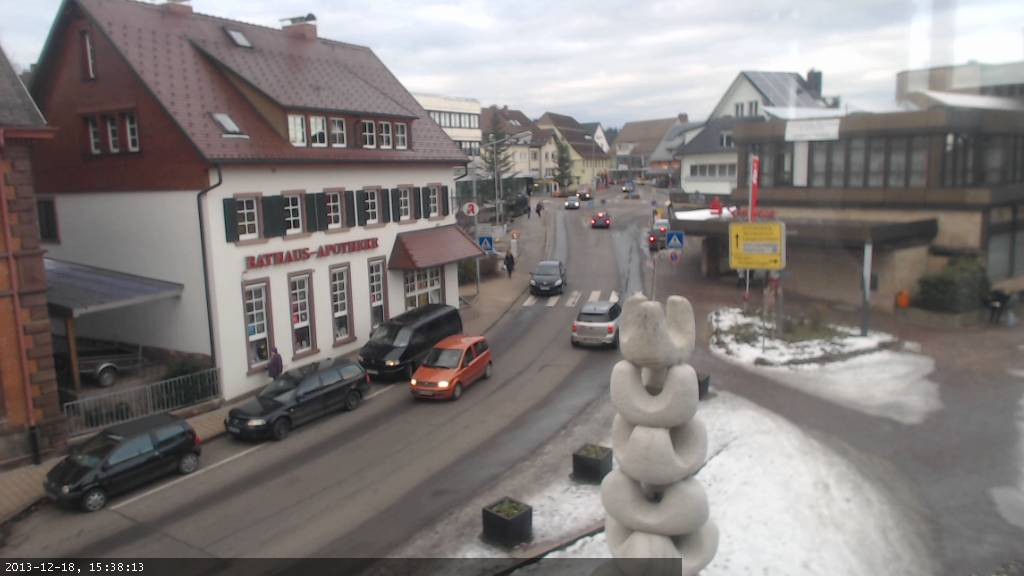 Sankt Georgen im Schwarzwald City Center
